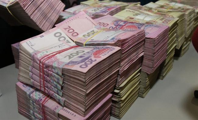 Нацбанк Украины напечатал уже 90 млрд грн