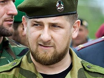 Кадырова пригласили в Сирию