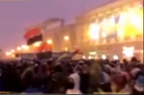 В Харькове националисты пытались атаковать консульство России