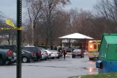 Опубликовано видео убийства полицейскими 12-летнего подростка