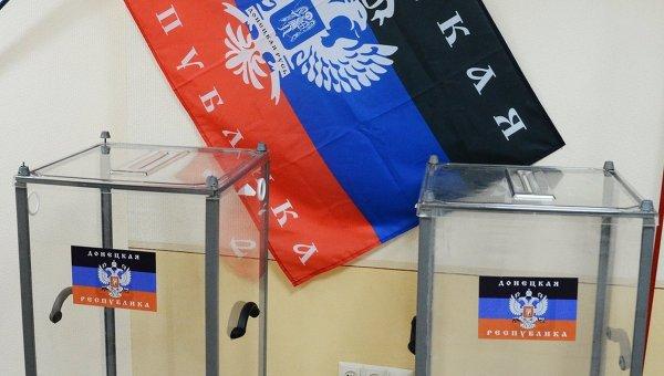 На выборах в Луганске побеждает Игорь Плотницкий