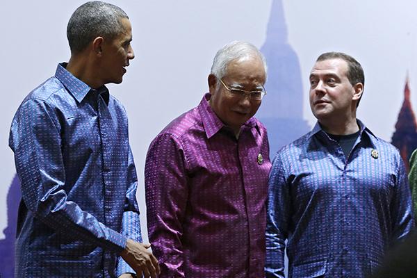 Дмитрий Медведев поговорил с Обамой