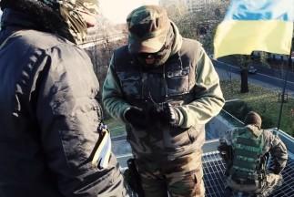 Помощник комбата на Украине на зарплату силовиков купил себе автомобиль