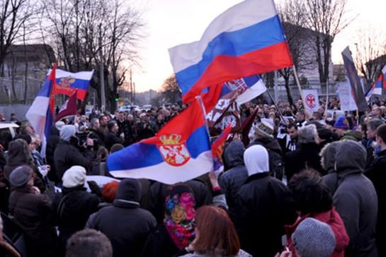 Кузнецов: России нужно бороться за Сербию