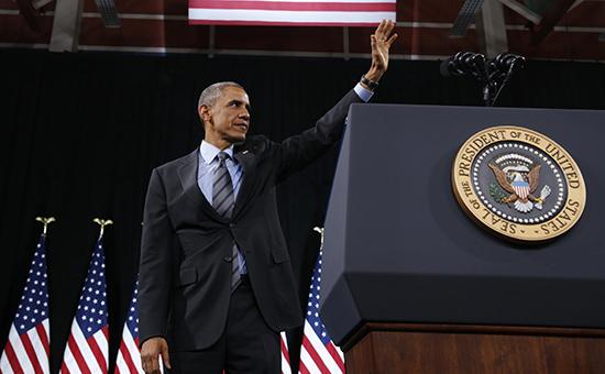 Обама раздумал уходить из Афганистана