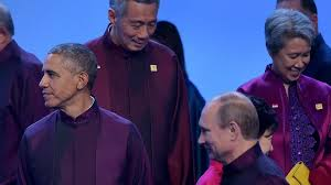 Обама и Путин встретились в Пекине