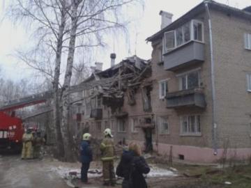 В Перми произошел взрыв в жилом доме
