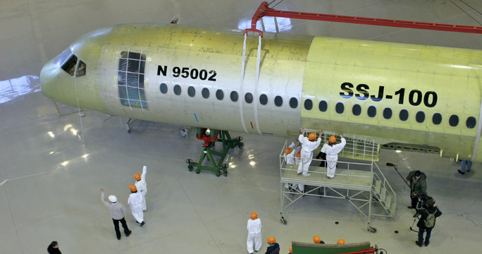 Российский концерн создал «питание» для полностью электрического самолета