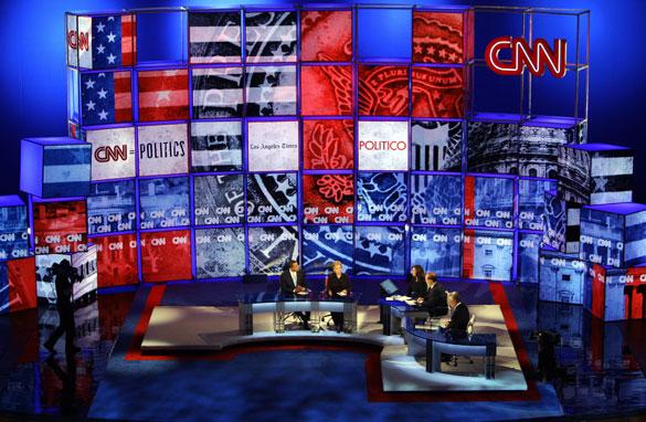 CNN отказался от вещания в России