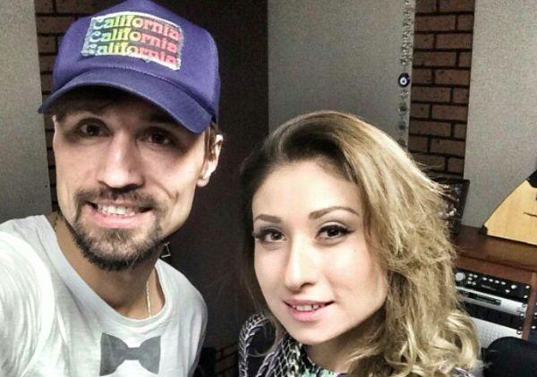 Дима Билан записал дуэт с экс-участницей проекта