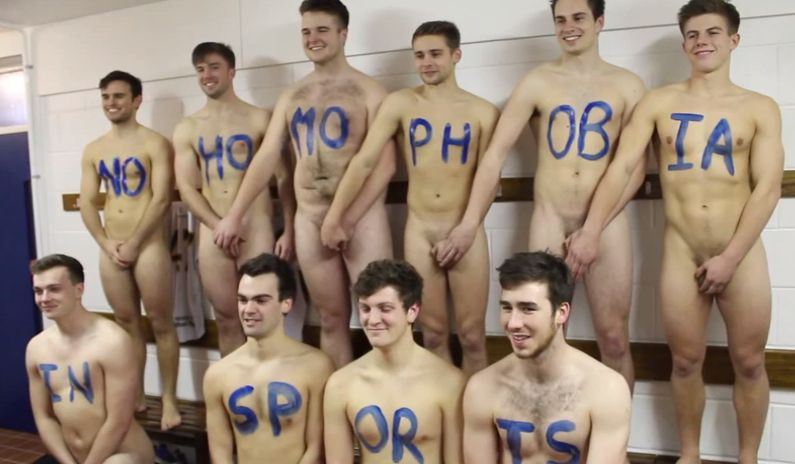 Британия, гомосексуализм, спорт, хоккей.