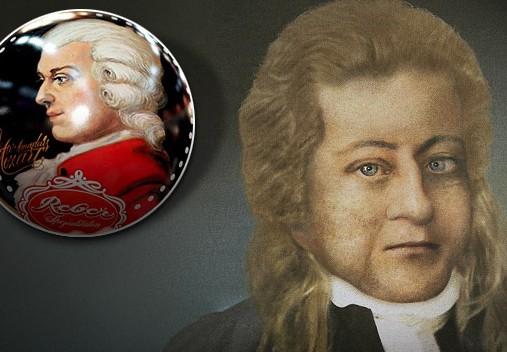 Немецкие ученые воссоздали настоящий облик Моцарта