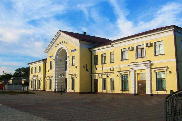 В Харькове на железнодорожной станции прогремел взрыв