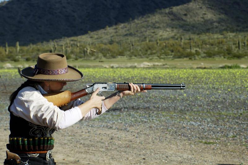 Американцы запасаются оружием
