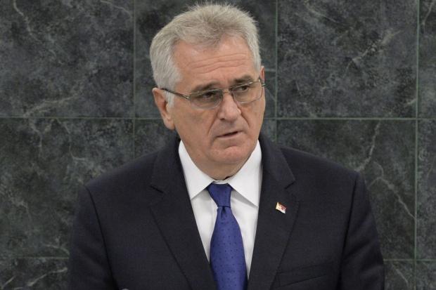 Сербия отказалась вводить санкции