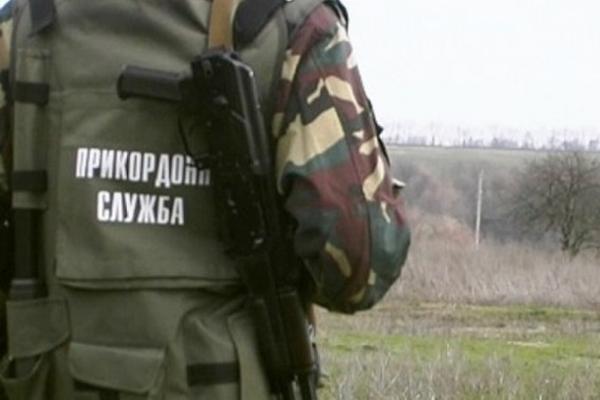 На границе с Россией подорвались украинские военнослужащие