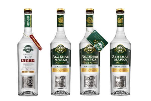 В Казахстане запретили продажу водки и пива из России