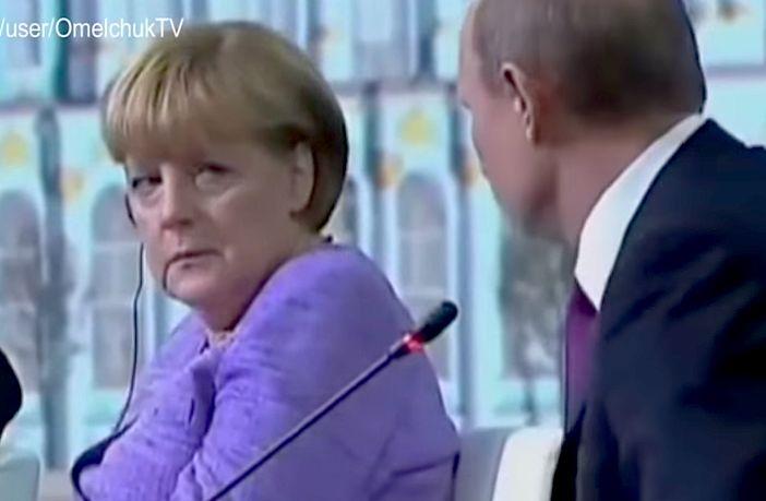 Видео с шуткой Путина взбудоражило Интернет