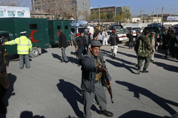 Террорист убил 50 человек на волейбольном турнире в Афганистане