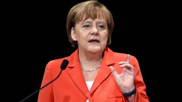 Меркель считает украинский кризис общеевропейской проблемой