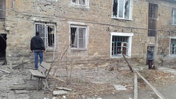В Донецке обстреляли больницу: погиб ребенок