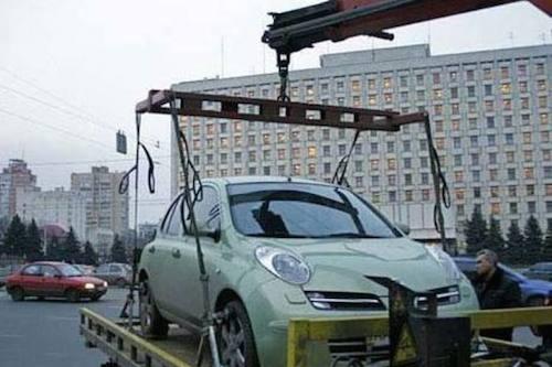 Госдума отклонила законопроект об отмене оплаты эвакуации автомобилей