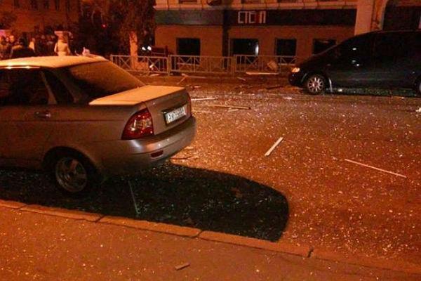 В Харькове в рок-клубе прогремел взрыв