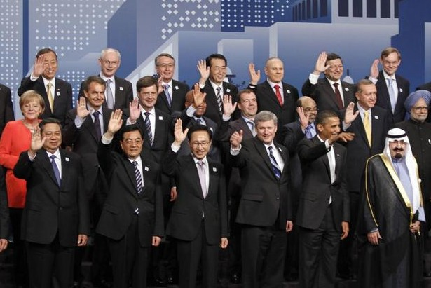 В Брисбен на саммит G20 съезжаются главы стран-участников