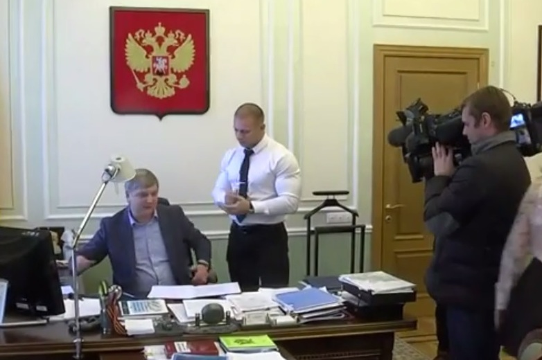 Мэр Воронежа объявил информационную войну НТВ