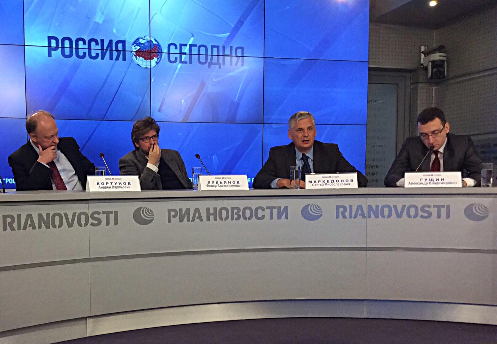 Эксперты дали рецепты решения кризиса на Украине