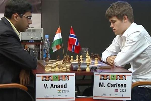 Карлсен красиво выиграл матч за мировую шахматную корону