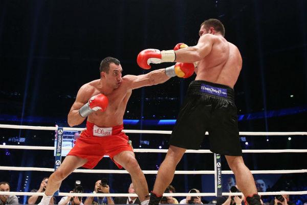 Владимир Кличко защитил титул чемпиона мира по версии IBF