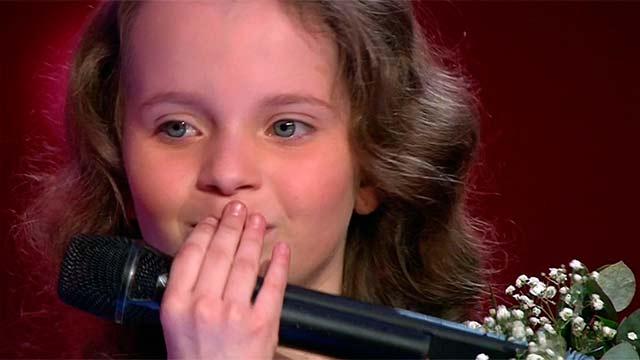 Алиса Кожикина стала пятой на детском Евровидении
