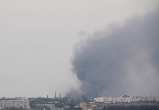 Cводка военных событий в Новороссии