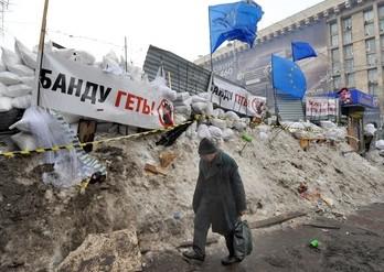 Средняя зарплата в Украине за октябрь уменьшилась на 18,3%