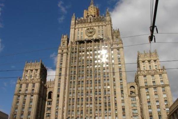 МИД: Россия учтет продвижение военной инфраструктуры НАТО к своим границам