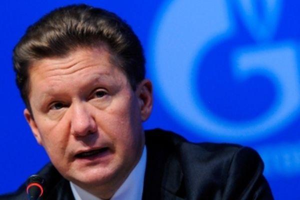 Миллер: экспорт российского газа в Китай может превысить экспорт в Европу