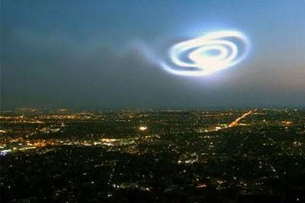В Хабаровске наблюдали НЛО