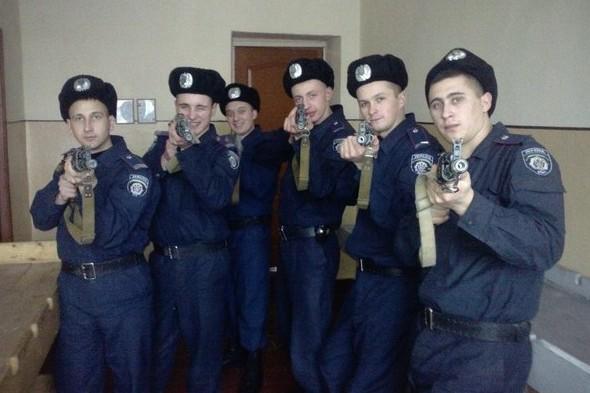 Нацгвардейцы из Винницы отказываются ехать на Донбасс