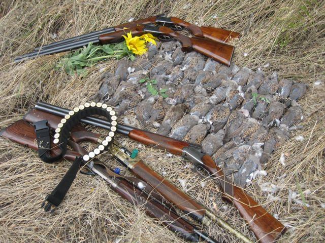 Полицейский застрелен на охоте в Саратовской области
