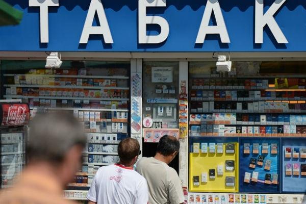 В России могут запретить продажу сигарет лицам моложе 21 года