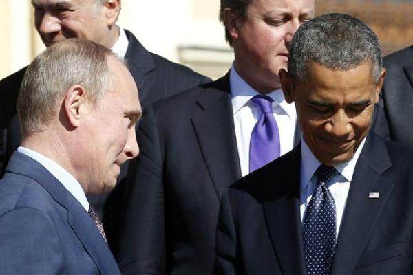 Путин и Обама могут пообщаться «на ногах» на саммитах АТЭС и G20