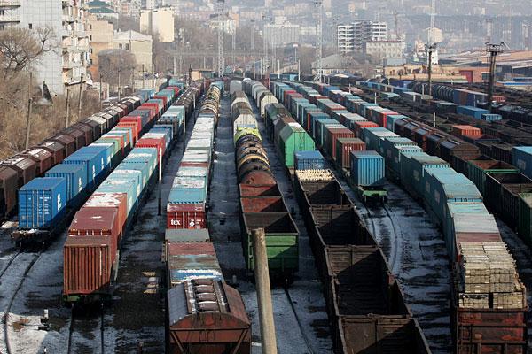 Сергей Миронов и Владимир Якунин обсудили проект «Трансевразийский пояс развития»