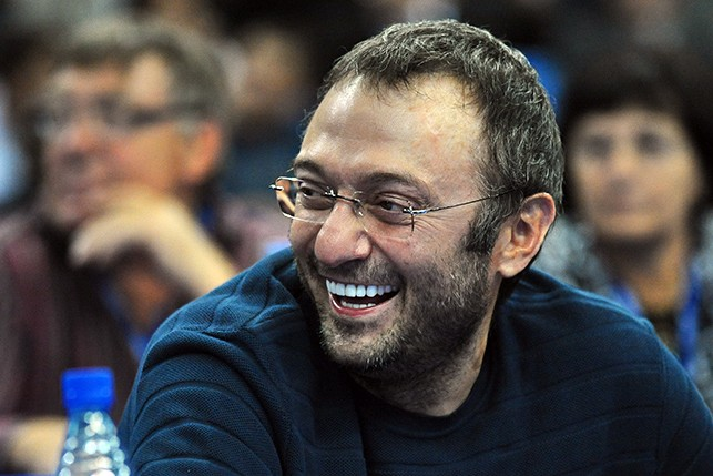 саид один из богатейших людей россии 17 Заговор примирение любимым