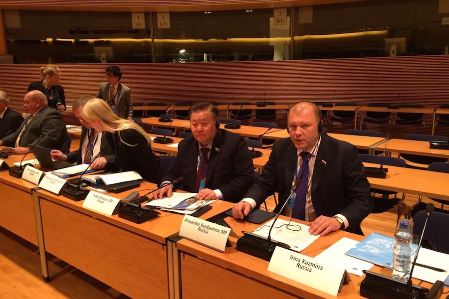 В Хельсинки проходит заседание Постоянного Комитета Конференции парламентариев арктического региона