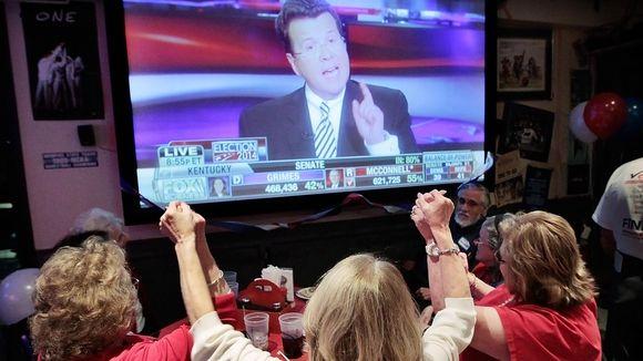 Республиканцы теперь полностью контролируют конгресс США