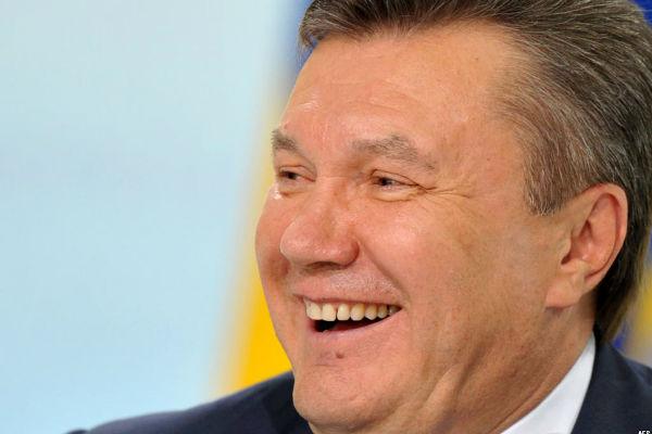Россия не выдаст Виктора Януковича и членов его семьи Киеву