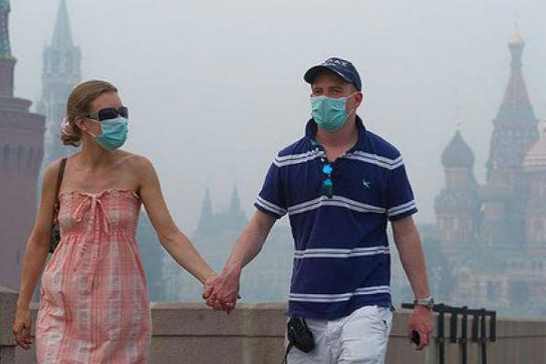 МЧС: Неприятный запах пришел в столицу из Подмосковья