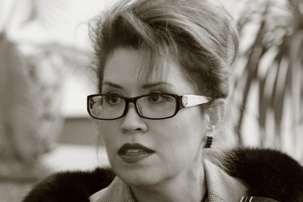 Ушла из жизни жена губернатора Астраханской области