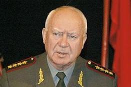Скончался бывший министр обороны РФ Игорь Родионов